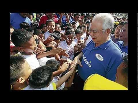 My Hero - Dato' Sri Haji Mohammad Najib Tun Abdul Razak, Perdana Menteri Malaysia