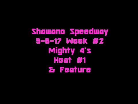 Shawano Speedway Mighty 4's week 2 513w