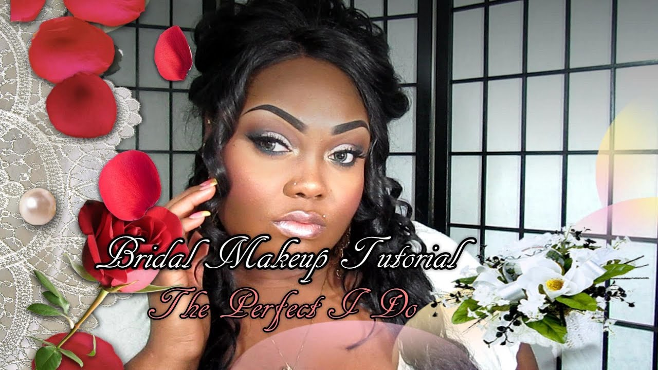 Bridal Makeup Tutorial - YouTube