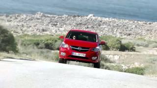 Den helt nye Opel KARL - Stor nyhed blandt små biler!