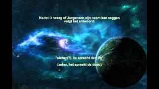 Bandstemmen van Friedrich Jurgenson en Branton de Geus opgenomen door DutchEVP