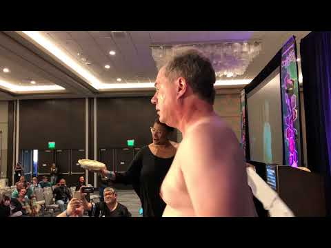Star Trek Enterprise's John Billingsley Takes a Pie In the Face