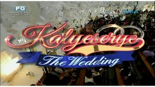 Eat Bulaga October 22 2016 KalyeSerye -The Wedding - 1/2