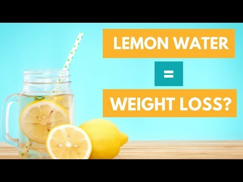 Does Lemon Water Help With Weight Loss