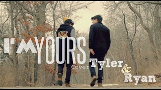 I'm Yours - Jason Mraz (Cover by Tyler&Ryan)