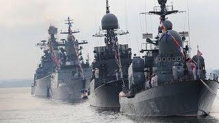 День ВМФ России-Военно Морскому Флоту России — 320 лет!