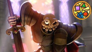 Sir Chris Fortesque: Sacred Symbols Plays PS4's Medievil