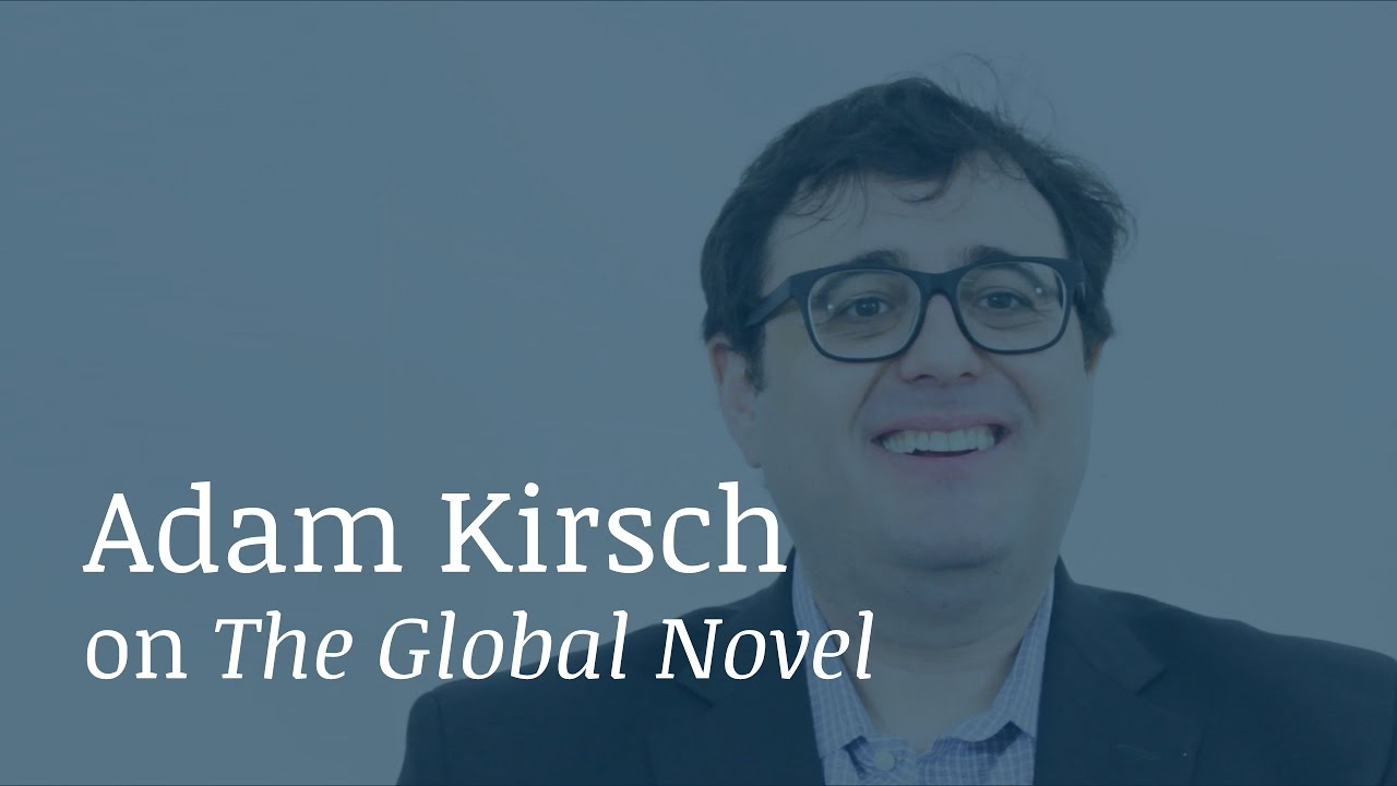 Image result for Adam Kirsch global