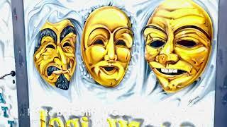 Jogi Weiß Maskenschnitzer