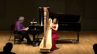 Harp Concerto Op. 25 - Alberto Ginastera