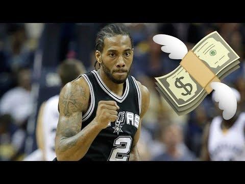 Spurs REVEAL Asking PRICE for Kawhi Leonard Trade