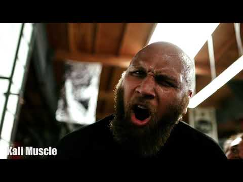 Slap City With Kali Muscle Bodybuilding