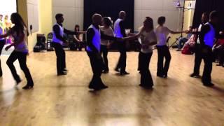 Westie Bombers First 2013 Performance - Kielbasa Workshop