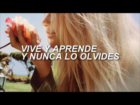 Kesha - Learn to Let Go - Letra [Español]