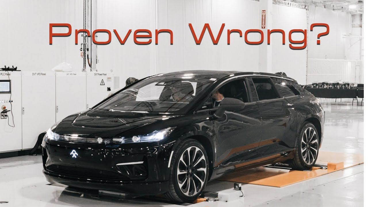 Will Faraday Future Prove Skeptics Wrong And Bring Its Ff 91 Electric Car To Market
