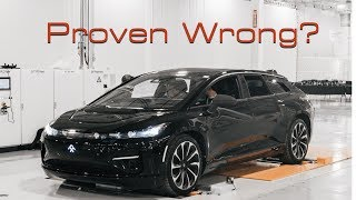 Will Faraday Future Prove Skeptics Wrong (And Bring Its FF-91 Electric Car To Market?)