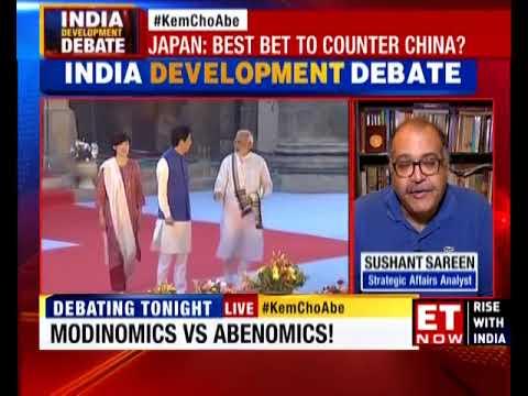 India Development Debate | Modinomics vs Abenomics