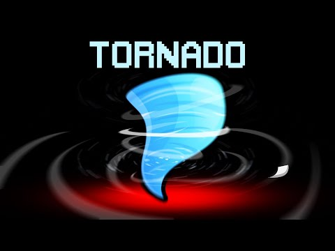 *NEW* TORNADO ROLE In AMONG US! (Insane)