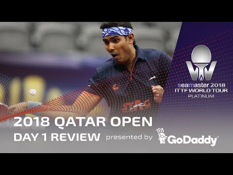 2018 Qatar Open I Day 1 Review presented by GoDaddy