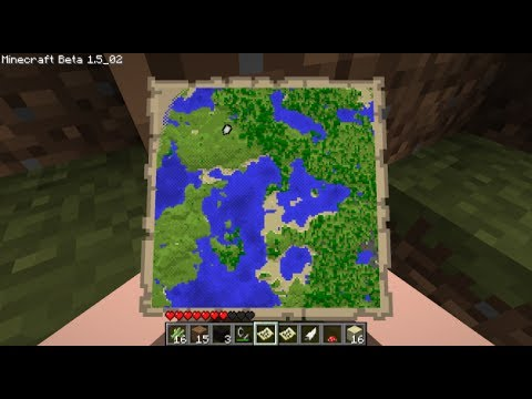 Minecraft How To Make Comp And Map