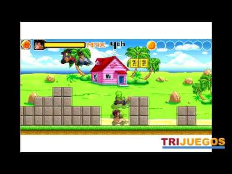 dragon ball z kart juego de carros youtube