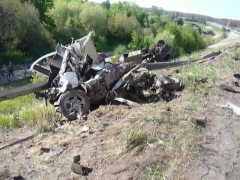 ДТП Нововоронеж 22.06.2012