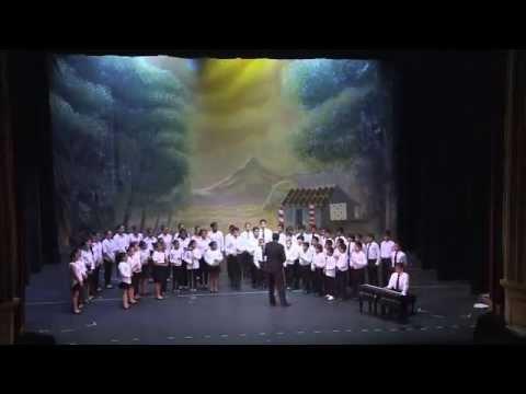 Anniversary - Howard Academy 2014 Part 1