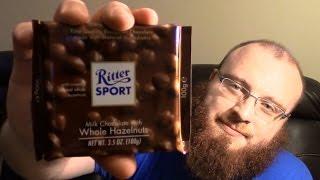 Шоколад Ritter Sport - Обзор