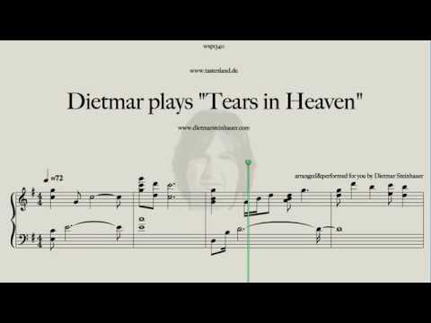 Dietmar plays tears in heaven youtube for Dietmar steinhauer