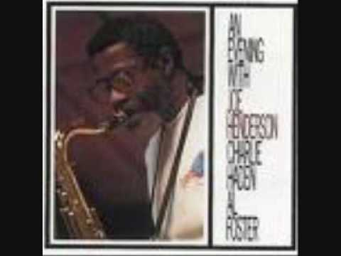 Joe Henderson Invitation 1 2 Youtube