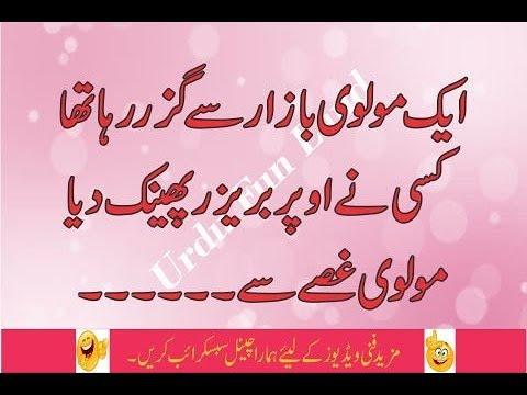 Molvi Rasty Main Ja Raha Tha | Best Ever Funny Urdu Hot Jokes