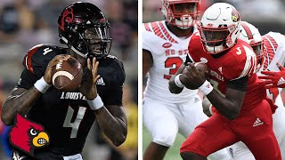 Louisville QB Competition: Decision Making The Key