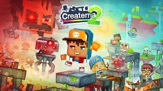 Createrria 2 de l'artisanat (Par Incuvo sp. z o.o.) iOS / Android Vidéo de Gameplay