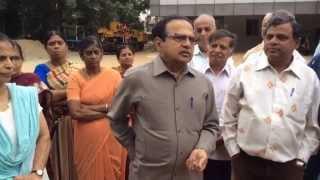 Resolence of sound  Chintana in Nanjundeswara Nage Kuta R P C Layout