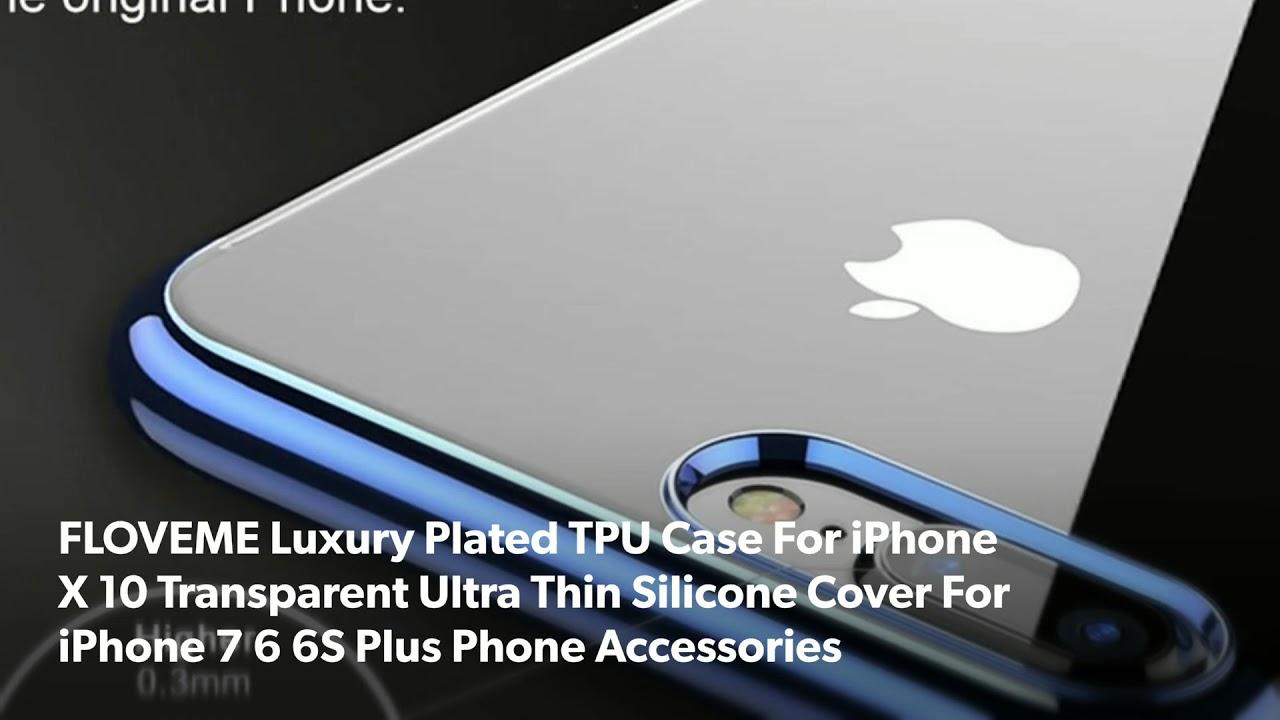 floveme iphone x case