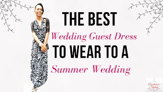 The Best Wedding Guest Dresses To Wear To A Summer Wedding