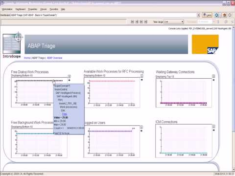 A complete guide to setup ca apm introscope 9 for monitoring sap.