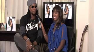 Omari Banks - Reggae Singing Sensation & former Cricketeer
