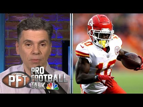 Will NFL resolve Hill situation before camp?  Pro Football Talk  NBC Sports