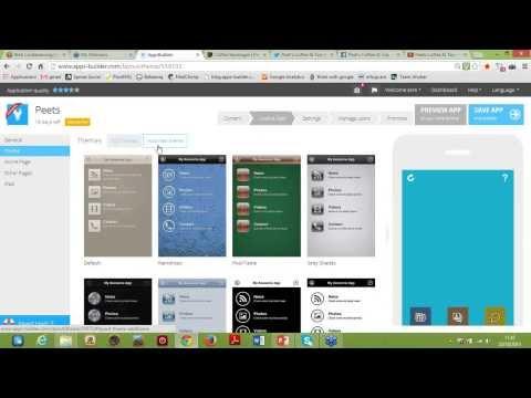 Webinar Getting Started with AppsBuilder