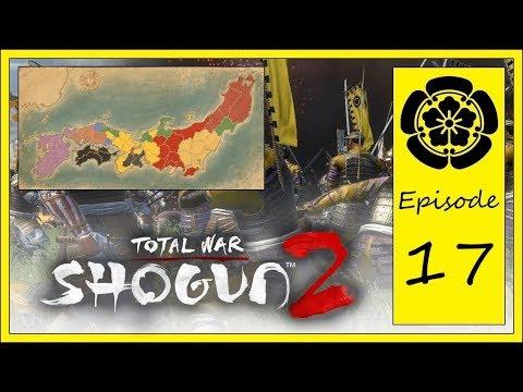Realm Divide! - Total War Shougn 2 Oda (Darthmod) - Episode 17