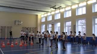 Интерактивный урок по физической культуре