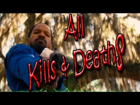Django Unchained 2012 All Kills And Deaths Youtube