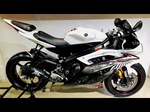 Yamaha R6 ConAir Edition Review in Detail | Tayyab Mughal |