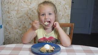 Малиновый Крамбл. Вкусный пирог за 10 минут!