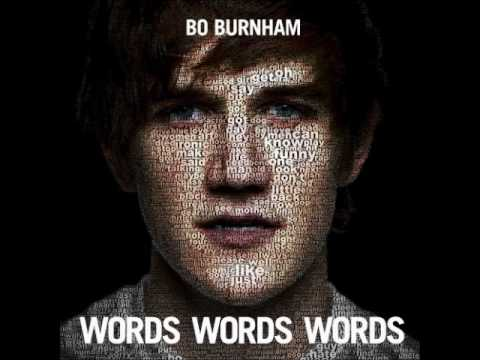 Клип Bo Burnham - Words, Words, Words (Studio)