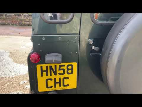 land rover defender 110 TDCi station wagon 7 seater for sale walkaround