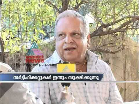 Legend Singer Pandran's memories on School Youth Festival