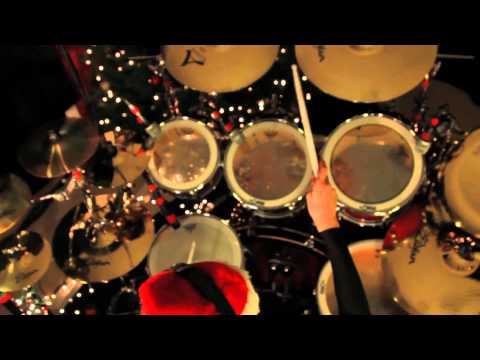 Carol Of The Bells - Drum Cover - August Burns Red - #ARCC (Day 7)