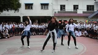MODERN DANCE-SMP SANTO THOMAS 1 MEDAN